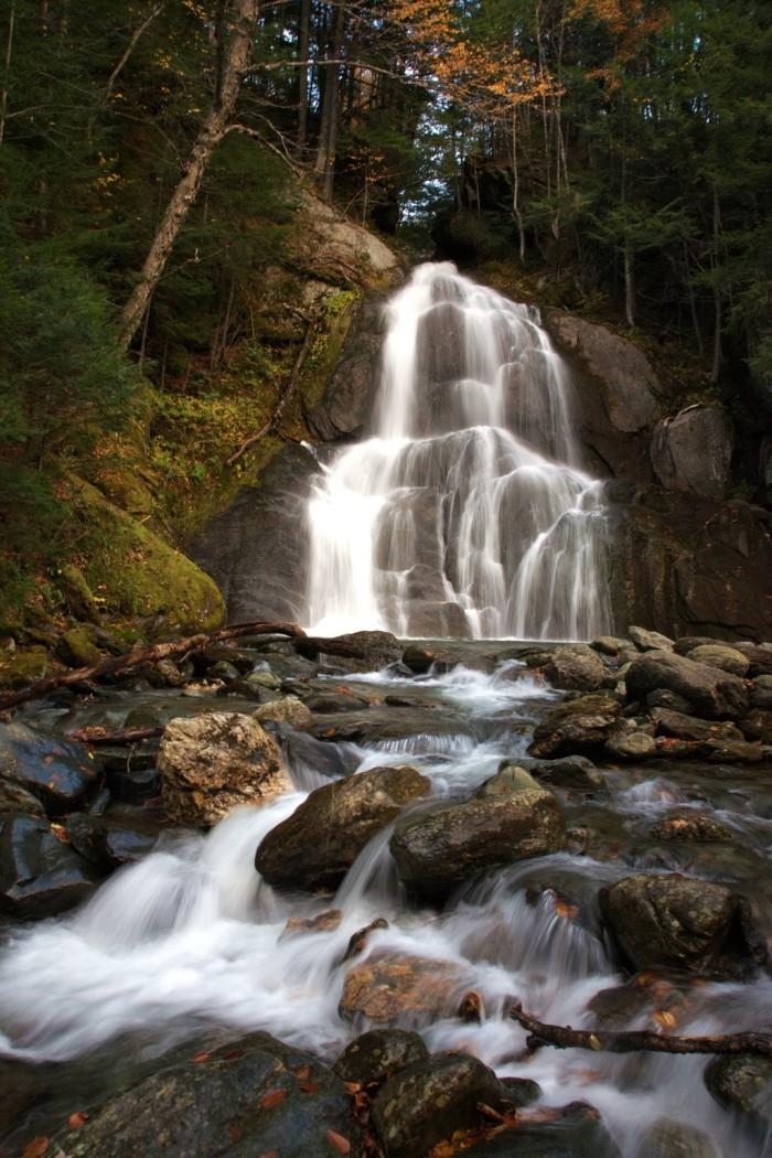15.  Moss Glen Falls - Granville
