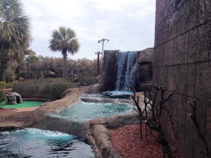 Mutiny Bay Mini Golf - North Myrtle Beach, SC