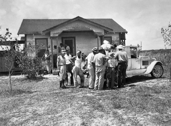 Vintage Photos Of Florida Homes During The Great Depression