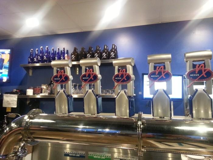 9. Nexus Brewery, Albuquerque