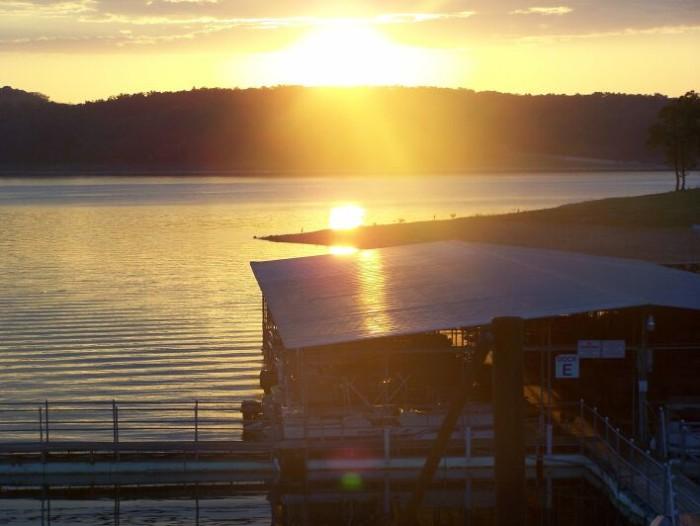 17. Norfork Lake