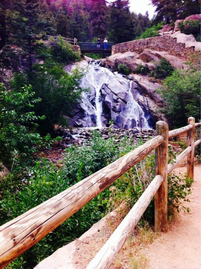 2. Helen Hunt Falls (Colorado Springs)
