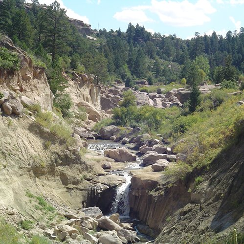 5. Castlewood Canyon State Park (Franktown)