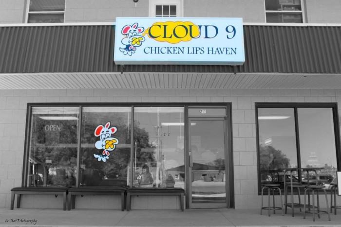 4. Cloud 9 Chicken Haven (Salina)