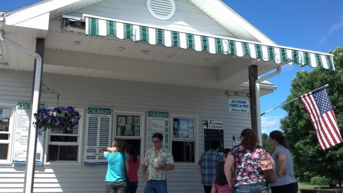 11. Collins Creamery - Enfield