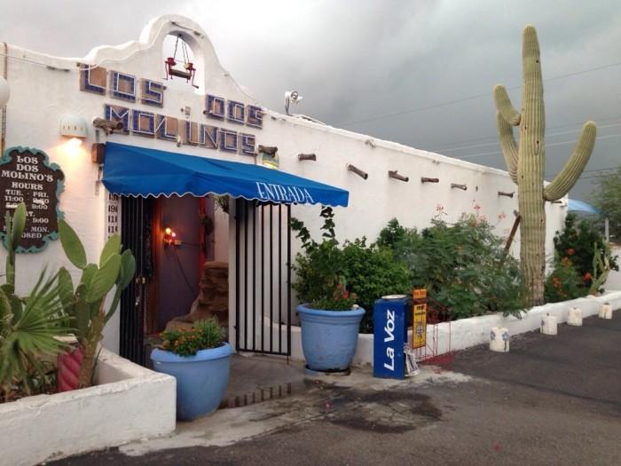 7. Los Dos Molinos, Phoenix