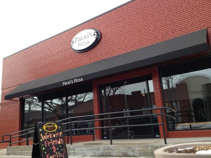 10.) Paxti's Pizza (Uptown, Cherry Creek, & Cherry Hills)