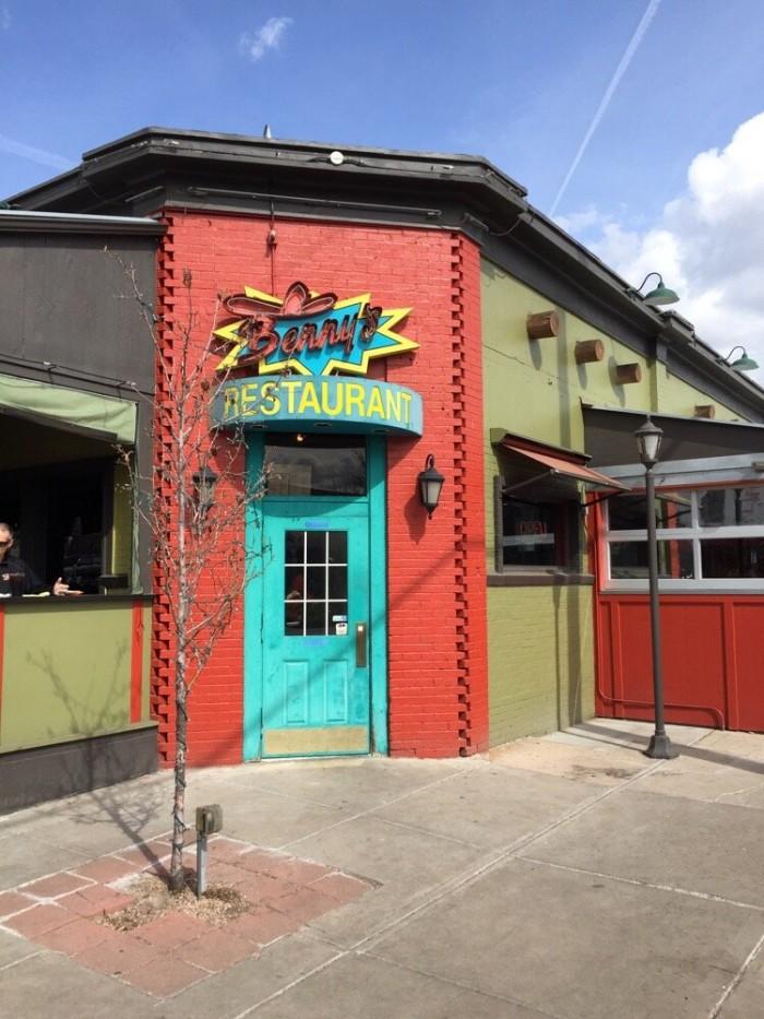 7. Benny's Restaurant & Tequila Bar (Denver)