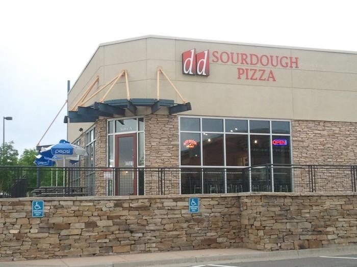 3.) Double D's Sourdough Pizza (Broomfield)
