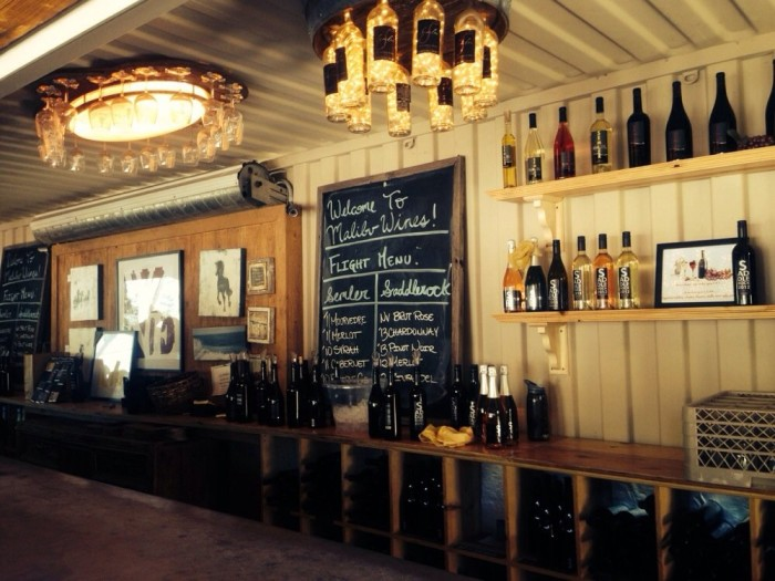 6. Malibu Wines -- who knew Malibu had its very own winery and vineyard? In addition to wonderful wines they host awesome special events like Movie Night under the stars, Friday Night Karaoke and Sunday Yoga in the Malibu hills.