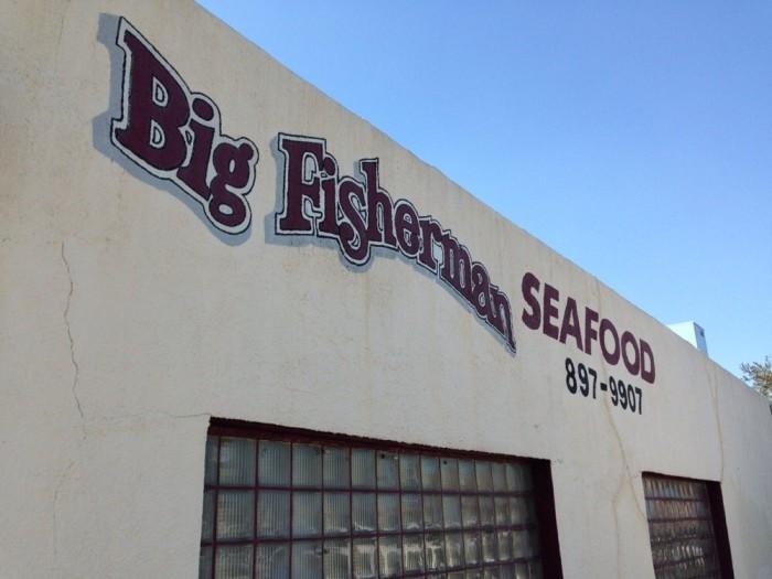 12. Big Fishermen, New Orleans