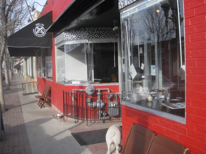 4.) Hops & Pie (Berkeley)