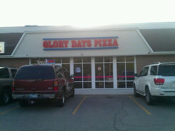 5. Glory Days Pizza (Topeka)