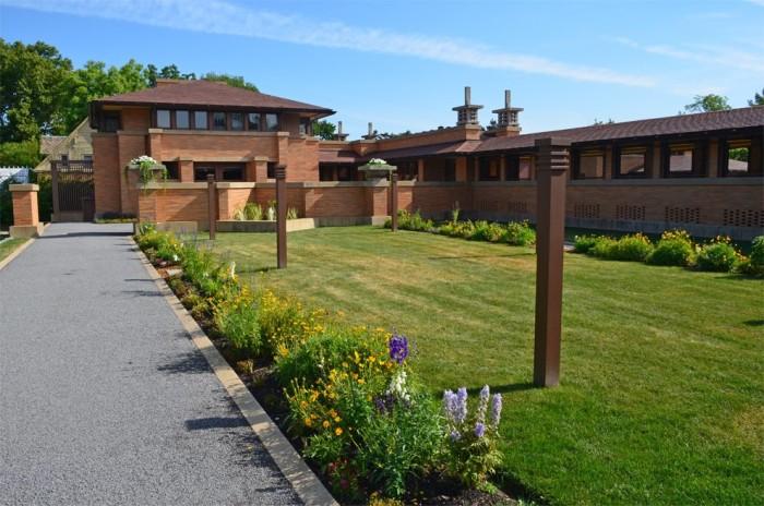 4. Darwin D. Martin House Complex, Buffalo