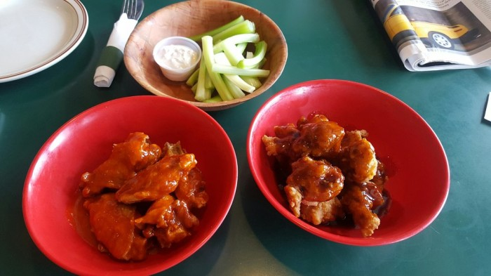 1. Roadhouse Wings & Grille (Hilliard)
