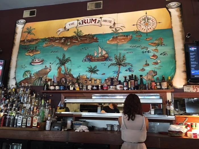 5. The Rum House, New Orleans & Baton Rouge, LA