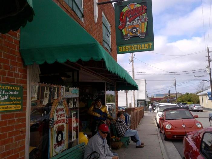 8. Yana's, Swansboro