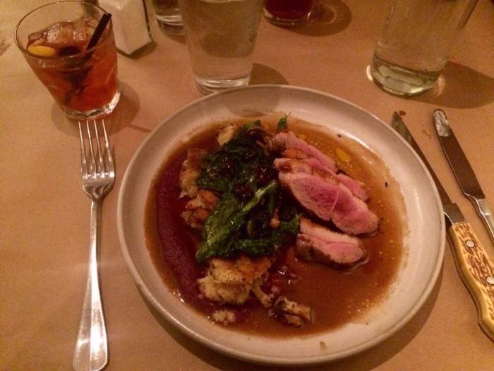 Dinner: Bin 707 Foodbar (225 N 5th St #105, Grand Junction, CO 81501)