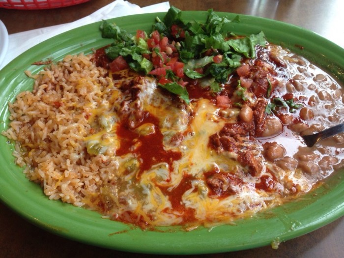 Best Mexican Food Pueblo Co