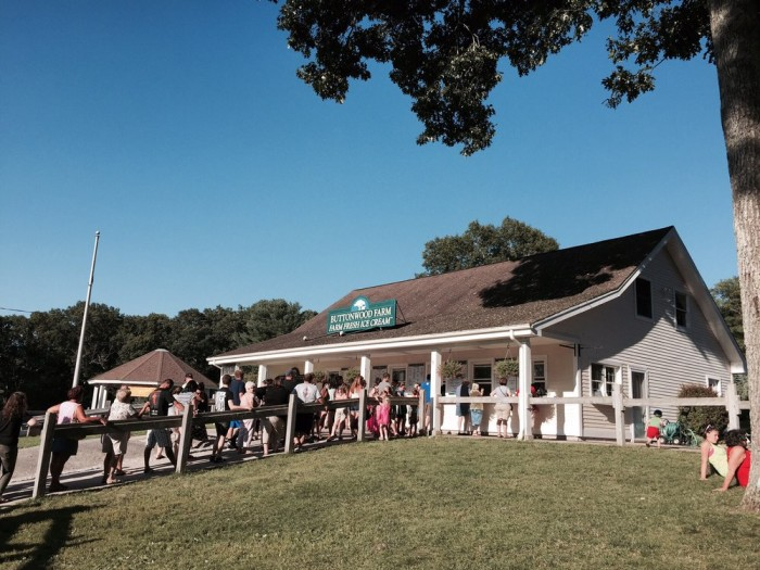 8. Buttonwood Farms Ice Cream - Griswold