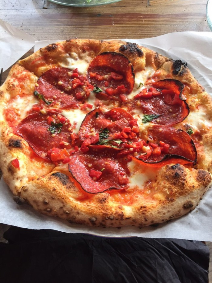 Lunch: Fired Up Pizzeria (741 Main Ave, Durango, CO 81301)