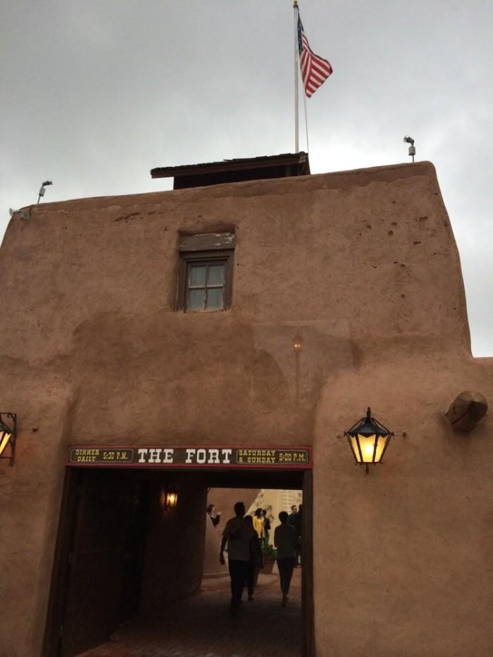 7. The Fort (Morrison)