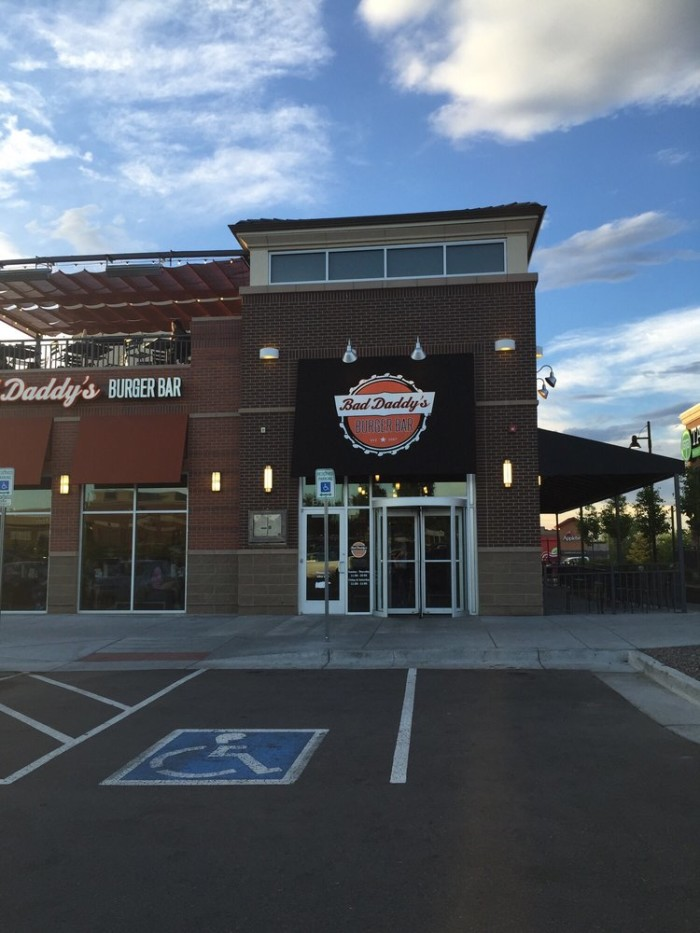 5.) Bad Daddy's Burger Bar (Northglenn, Southglenn, Aurora, Cherry Creek North,  DTC, & Southwest Plaza)
