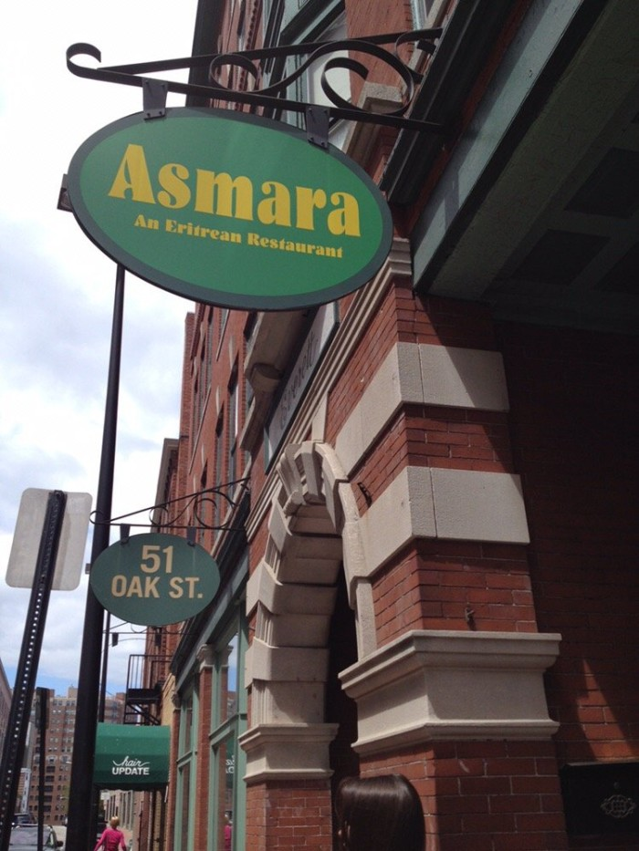 10. Asmara Restaurant in Portland