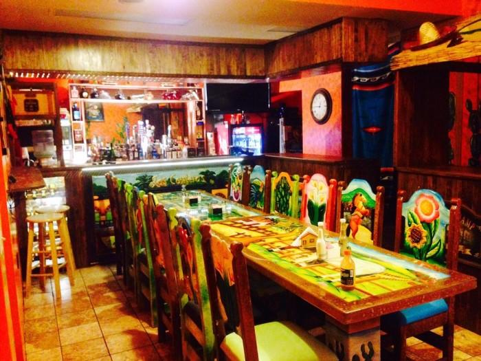 Las Canteras Mexican Restaurant Norton Ks