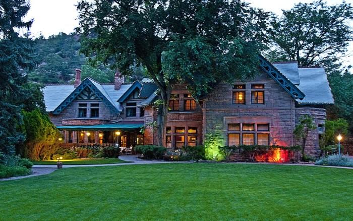 11. Briarhurst Manor Estate (Manitou Springs)