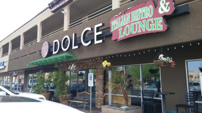8. La Vita Dolce Italian Bistro, Lake Havasu City