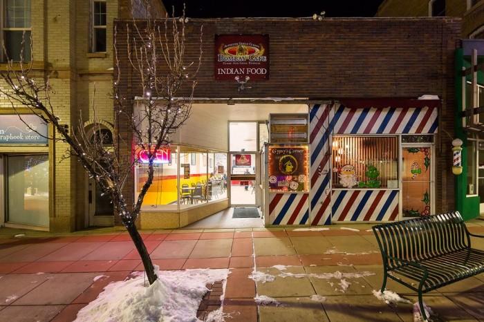 1. Bombay Cafe, St. George and Cedar City