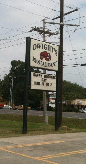 7. Dwight's, Lafayette