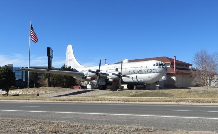 10. The Airplane Restaurant (Colorado Springs)