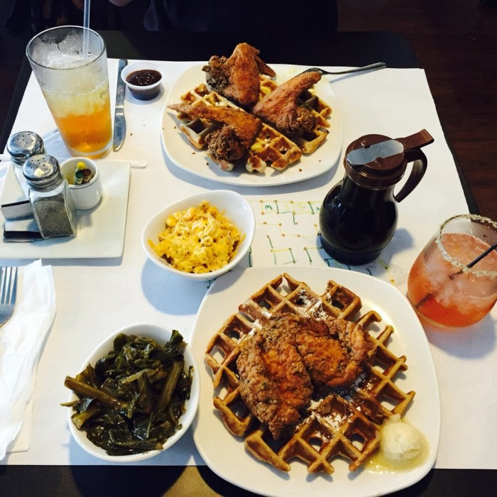 21. Dame's Chicken and Waffles, Durham