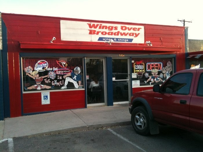 10. Wings Over Broadway, Tucson