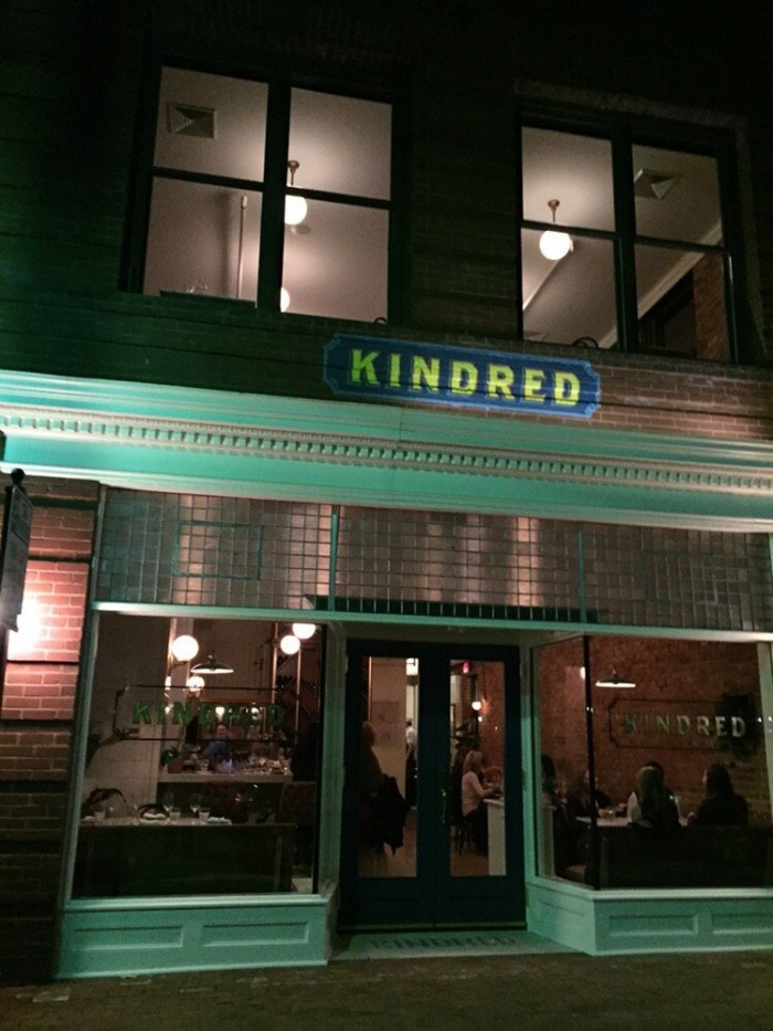 4. Kindred, Davidson