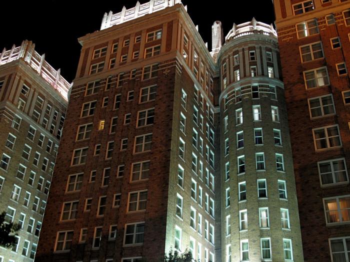 8. The Skirvin Hotel: Oklahoma City
