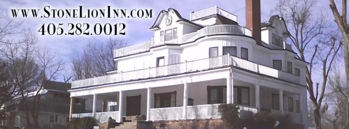 6. Stone Lion Inn: Guthrie