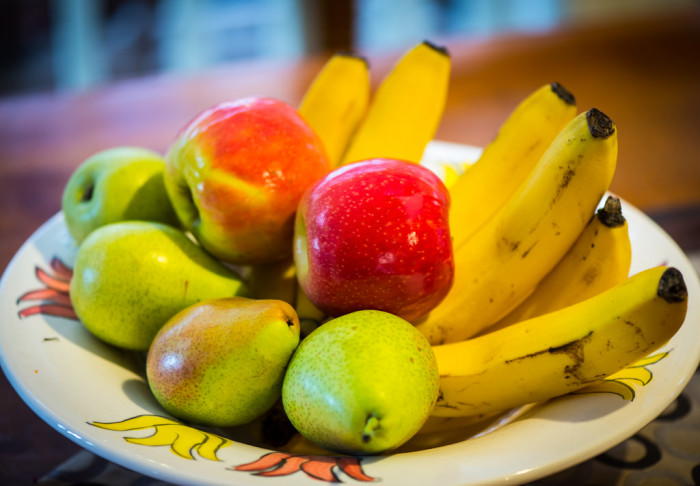 1.  Oklahoma ranks dead last among the 50 states in fruit consumption.