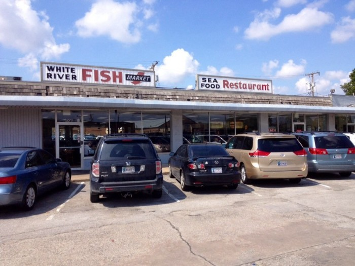13. White River Fish Market: Tulsa