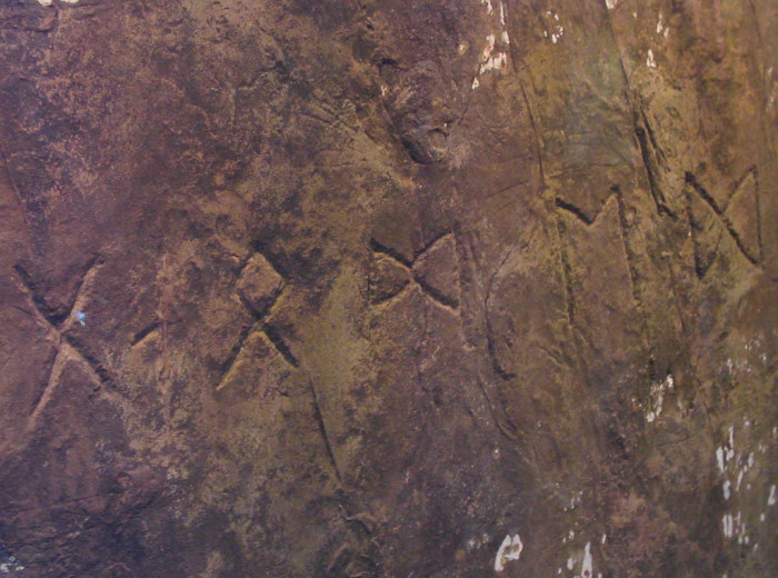 3. The Heavener Runestone may prove that Vikings were the first Europeans to set foot in present Oklahoma.