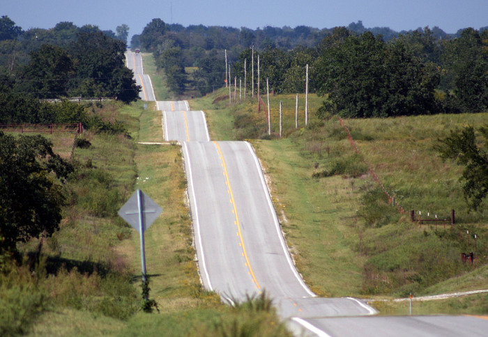 11. A Roller Coaster Road exists in Seminole County.