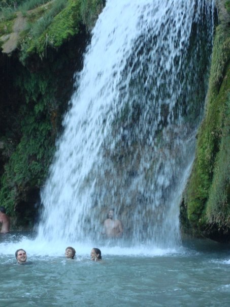11. You've swam under the 77 ft. waterfall at Turner Falls.