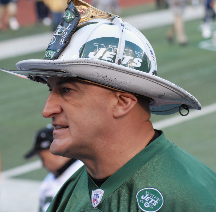 4. If you wear New York Jets clothing in Ada, you may be put in jail.