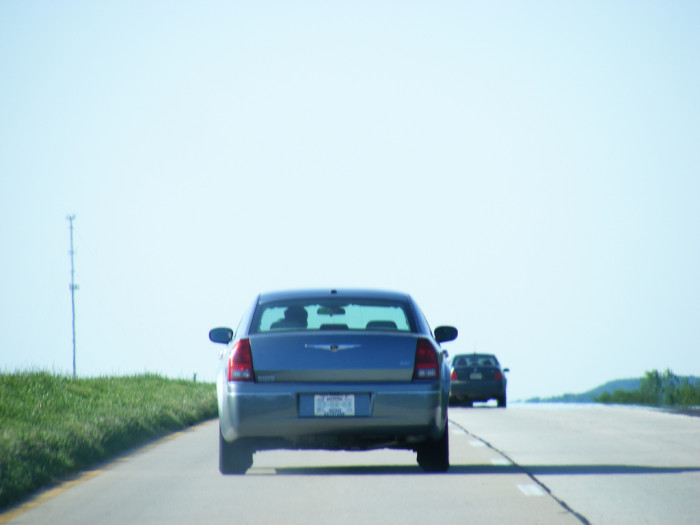 10. While passing another vehicle, you must honk your horn in the city of Yukon.