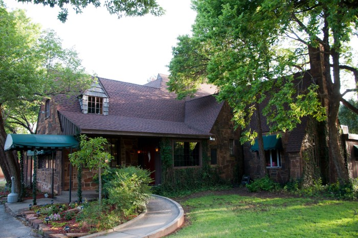 2. J. Bruner's at the Haunted House, Oklahoma City