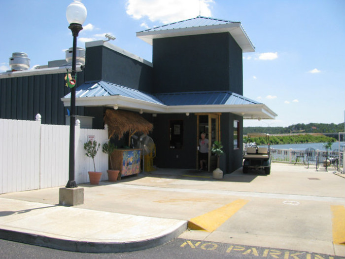 4. The Parrot Steakhouse & Grill, Grove