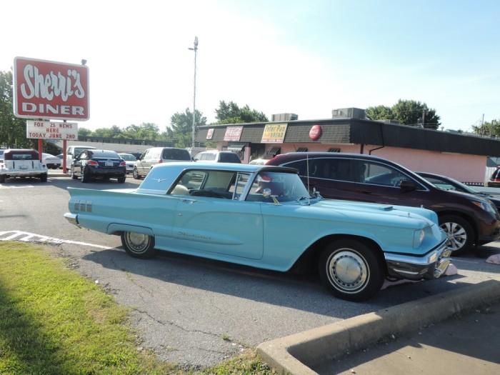 5. Sherri's Diner, Oklahoma City