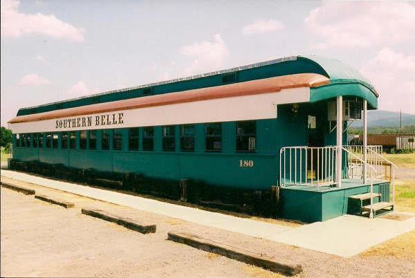 1. Southern Belle, Heavener